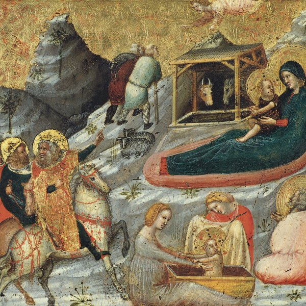 The Nativity and other Episodes from the Childhood of Christ