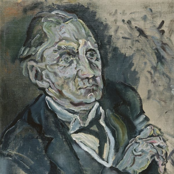 Portrait of Max Schmidt