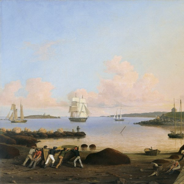 The Fort and Ten Pound Island, Gloucester, Massachusetts