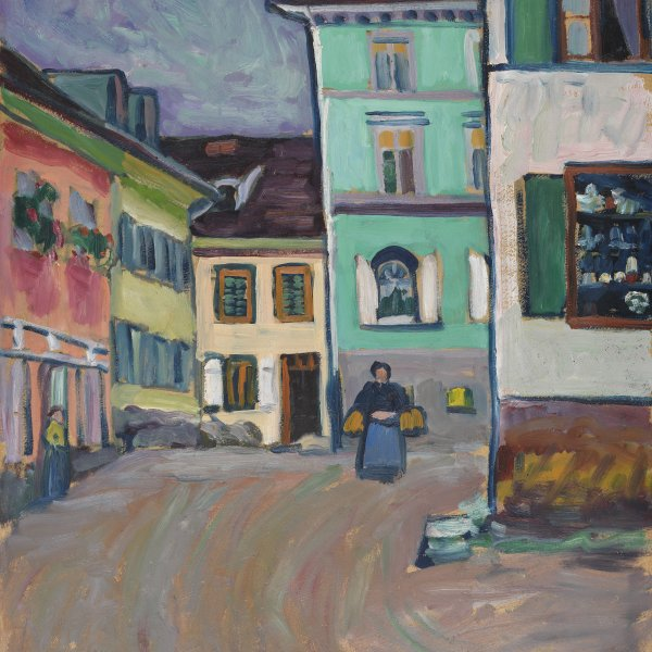 Murnau: Top of the Johannisstrasse
