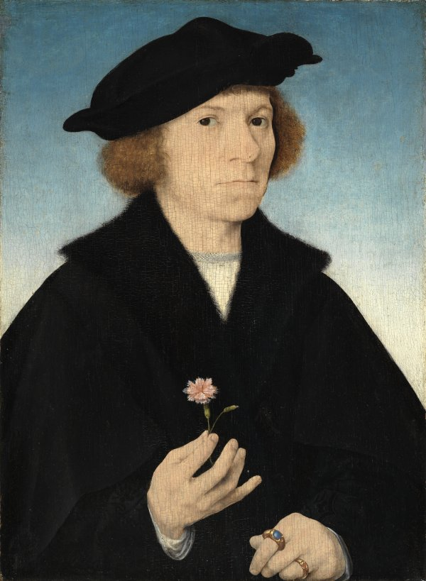 Self-Portrait. Autorretrato, c. 1519